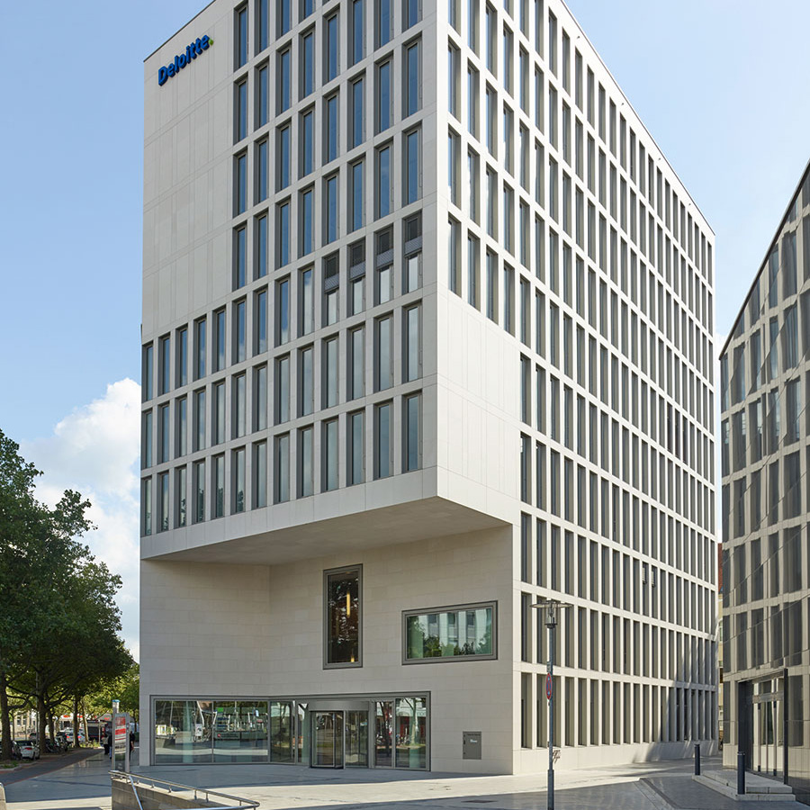 Bürohaus am Aegidientorplatz in Hannover
